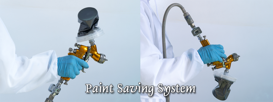 Paint Saving System